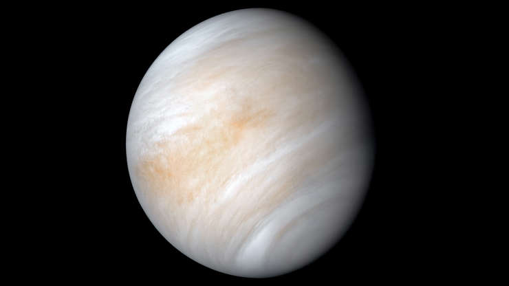 "Slide 4 of 11:            Scientists have detected a mysterious, unexplained chemical in the upper atmosphere of Venus, and suggested that it could be a sign of life. The chemical, a phosphine gas (PH3), is made on our planet by bacteria and by ""anthropogenic activity,"" or activities that humans are doing. Phosphine also exists in the atmospheres of gas giant planets due to known chemical processes. But no such chemical process is known to exist on Venus. Still, don't go looking for E.T. on Venus just yet, as phosphine could have been made by a chemical process that's just unknown to us, the researchers wrote on Sept. 14 in the journal Nature Astronomy."