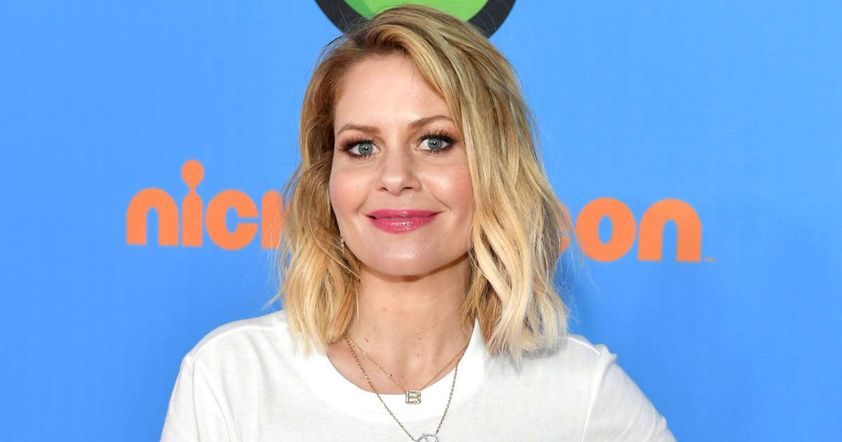 Candace Cameron Bure Shares How God and Fitness Help Her Deal With Depression