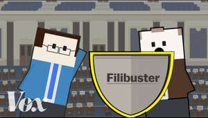 "The filibuster started as an accident. Today it lets the losers rule Congress.  Become a Video Lab member! http://bit.ly/video-lab  The US Senate is supposed to pass laws. But today, it's broken. And it's broken because of something called the filibuster, which has been part of Senate tradition for over 200 years. But the filibuster came into being by accident. And today, some politicians are suggesting we should get rid of it entirely.  Further reading:  * My colleague Matt Yglesias does a great job breaking down the 2020 Democrats' debate over the filibuster: https://www.vox.com/2019/3/5/18241447/filibuster-reform-explained-warren-booker-sanders  * Ezra Klein dispels some myths about the filibuster: https://www.vox.com/2015/5/27/18089312/myths-about-the-filibuster  * The book ""Politics of Principle?"" from Sarah Binder and Steven Smith from the Brookings Institution, really helped me understand the Senate filibuster: https://www.brookings.edu/book/politics-or-principle/  * The book ""Filibustering: A Political History of Obstruction in the House and Senate"" from Gregory Koger, a University of Miami political scientist, puts the filibuster in a broader context: https://www.amazon.com/Filibustering-Political-Obstruction-American-Politics/dp/0226449653  * Lastly, this article from the Stanford Law Review answered some basic questions about the Senate filibuster: https://scholarship.law.duke.edu/cgi/viewcontent.cgi?article=1682&context=faculty_scholarship;The  ""Note: The headline for this video has been updated since publishing. Previous headline: How the filibuster broke the US senate  Vox.com is a news website that helps you cut through the noise and understand what's really driving the events in the headlines. Check out http://www.vox.com.  Watch our full video catalog: http://goo.gl/IZONyE Follow Vox on Facebook: http://goo.gl/U2g06o Or Twitter: http://goo.gl/XFrZ5H"