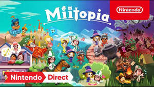 map: Embark on an adventure where the cast and enemies are determined by you in Miitopia for Nintendo Switch! Cast your friends, family, or anyone you want in the story, then experience surprising and hilarious interactions on your quest! Launching on May 21!  https://www.nintendo.com/games/detail/miitopia-switch  #Miitopia, #NintendoSwitch, #NintendoDirect  Subscribe for more Nintendo fun! https://goo.gl/HYYsot