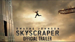 Skyscraper – In theaters this summer  Official Website - https://www.skyscrapermovie.com/  Global icon Dwayne Johnson leads the cast of Legendary's Skyscraper as former FBI Hostage Rescue Team leader and U.S. war veteran Will Sawyer, who now assesses security for skyscrapers.  On assignment in China he finds the tallest, safest building in the world suddenly ablaze, and he's been framed for it.  A wanted man on the run, Will must find those responsible, clear his name and somehow rescue his family who is trapped inside the building...above the fire line.    Written and directed by Rawson Marshall Thurber (Central Intelligence, We're the Millers), the 3D action-thriller is produced by Beau Flynn (San Andreas, Baywatch), Johnson, Thurber and Hiram Garcia (San Andreas, Central Intelligence).    Skyscraper's executive producers are Dany Garcia (Baywatch, Ballers), Wendy Jacobson (San Andreas), Eric McLeod (Kong: Skull Island, Pirates of the Caribbean series) and Eric Hedayat (The Great Wall, Real Steel).  The film will be released by Universal Pictures.  #SkyscraperMovie #DwayneJohnson #NeveCampbell