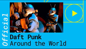 Einer der größten Dance Hits der 90'er: Daft Punk mit Around the World. Holt euch den Track auf iTunes: http://goo.gl/3yLsVB ________________________  Warner Music Germany: Abonniert unseren Newsletter: http://www.warnermusic.de/newsletter Folgt uns auf Facebook: https://www.facebook.com/warnermusicde Warner Music auf Youtube: http://www.youtube.com/warnermusicDE Addet uns auf Snapchat: #Warnermusicde Warner Music Website: http://www.warnermusic.de For Playlists and more Music check out http://www.topsify.de  Abonniert Warner Music auf YouTube: http://bit.ly/1dHiFUL