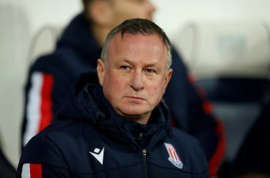 Michael O'Neill looking at the camera: michael o'neill0000000