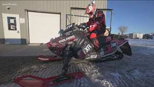 With snowmobiles surging during pandemic, safety becomes key