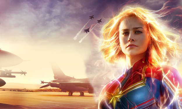 Slide 1 of 11: It's been two years since the release of Marvel Cinematic Universe's 'Captain Marvel'. It introduced Carol Danvers, played by Brie Larson, as she became the first female hero to get her own film in the series. Directed by Anna Boden and Ryan Fleck, the film grossed over $1.1 billion worldwide, the most by any female-centred superhero production. But there are plenty of things even the biggest fans don't know...