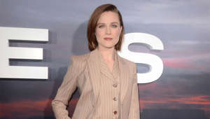 Evan Rachel Wood posing for the camera