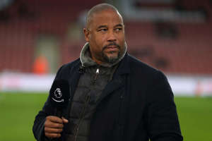 John Barnes that is standing in the grass