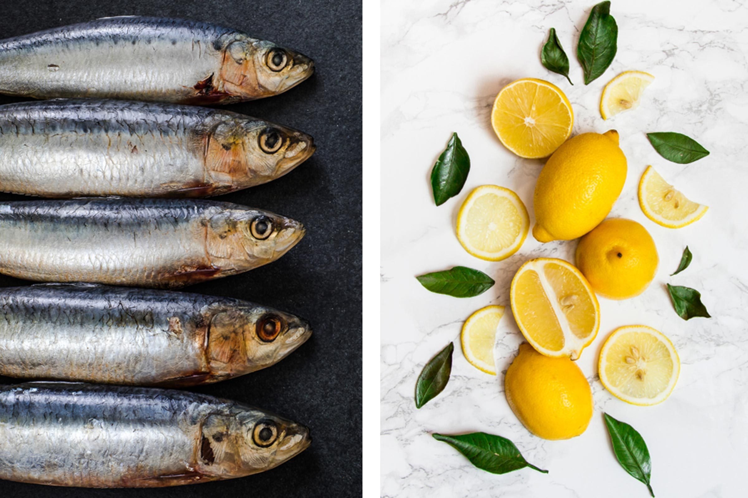 Slide 1 of 21: If you're about to cook fish but are worried about the scent lingering on your hands afterward, halve a lemon and rub your hands with the cut ends before handling fish. If the smell persists after you've finished cooking, scrub wet hands with baking soda and rinse with warm water. Here's how to clean your house with a lemon instead of chemicals.