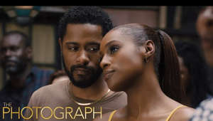 Keith Stanfield et al. looking at the camera: The Photograph - In Theaters Valentine's Day https://www.thephotographmovie.com/  On Valentine's Day, Issa Rae (HBO's Insecure, Little) and LaKeith Stanfield (FX's Atlanta, Sorry to Bother You) connect in a romance where a woman must learn from the secrets in her mother's past if she is to move forward and allow herself to love and be loved.  When famed photographer Christina Eames unexpectedly dies, she leaves her estranged daughter Mae Morton (Rae) hurt, angry and full of questions. When a photograph tucked away in a safe-deposit box is found, Mae finds herself on a journey delving into her mother's early life and ignites a powerful, unexpected romance with a rising-star journalist, Michael Block (Stanfield).  From writer-director Stella Meghie (The Weekend, Jean of the Joneses) from her original screenplay comes a sweeping love story about forgiveness and finding the courage to seek the truth, no matter where it may lead you.  The Photograph is produced by Will Packer, blockbuster producer of Girls Trip, the Ride Along franchise, and ten movies that have opened No. 1 at the U.S. box office, including Night School, No Good Deed and Think Like a Man, and by James Lopez, president of Will Packer Productions. The film is executive produced by Meghie, Erika Hampson (co-producer Late Night, Life Itself) and Rae.   The film also stars Chanté Adams (Roxanne Roxanne) as Mae's young mother Christina, Y'lan Noel (HBO's Insecure) as Christina's secret love, and Rob Morgan (Mudbound) as Isaac Jefferson, a New Orleans fisherman with a mysterious connection to Mae's mother.  SOCIAL PAGES: Instagram: https://instagram.com/thephotographfilm/  Twitter: https://twitter.com/photographmovie Facebook: https://facebook.com/ThePhotographMovie
