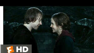 Harry Potter and the Deathly Hallows: Part 2 movie clips: http://j.mp/15vNMXt BUY THE MOVIE: http://amzn.to/u6W6Rs Don't miss the HOTTEST NEW TRAILERS: http://bit.ly/1u2y6pr  CLIP DESCRIPTION: Hermione (Emma Watson) and Ron (Rupert Grint) destroy Hufflepuff's cup with a basilisk fang, and makes a move that has been a long time coming.  FILM DESCRIPTION: The final adventure in the Harry Potter film series follows Harry (Daniel Radcliffe), Ron (Rupert Grint), and Hermione (Emma Watson) as they prepare for a final battle with Lord Voldemort (Ralph Fiennes), who is determined to destroy Harry once and for all. In order to defeat the powerful wizard, they must find and destroy Voldemort's last and most elusive Horcrux -- that is, the enchanted piece of soul allowing him to remain immortal -- before his nefarious plans come to fruition. David Yates directs.  CREDITS: TM & © Warner Bros. (2011) Cast: Emma Watson, Ralph Fiennes, Rupert Grint, Maggie Smith, Matthew Lewis Director: David Yates Producers: David Barron, Debbi Bossi, David Heyman, Tim Lewis, J.K. Rowling, John Trehy, Lionel Wigram, Roy Button Screenwriters: Steve Kloves, J.K. Rowling  WHO ARE WE? The MOVIECLIPS channel is the largest collection of licensed movie clips on the web. Here you will find unforgettable moments, scenes and lines from all your favorite films. Made by movie fans, for movie fans.  SUBSCRIBE TO OUR MOVIE CHANNELS: MOVIECLIPS: http://bit.ly/1u2yaWd ComingSoon: http://bit.ly/1DVpgtR Indie & Film Festivals: http://bit.ly/1wbkfYg Hero Central: http://bit.ly/1AMUZwv Extras: http://bit.ly/1u431fr Classic Trailers: http://bit.ly/1u43jDe Pop-Up Trailers: http://bit.ly/1z7EtZR Movie News: http://bit.ly/1C3Ncd2 Movie Games: http://bit.ly/1ygDV13 Fandango: http://bit.ly/1Bl79ye Fandango FrontRunners: http://bit.ly/1CggQfC  HIT US UP: Facebook: http://on.fb.me/1y8M8ax Twitter: http://bit.ly/1ghOWmt Pinterest: http://bit.ly/14wL9De Tumblr: http://bit.ly/1vUwhH7