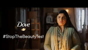 a woman posing for a picture: To those who put women through this beauty test, Dove asks how much beauty is enough. Dove urges you to look for the beauty, not the flaws!  Join the movement. Take the pledge. Together, let's stop the beauty test. #StopTheBeautyTest  https://www.dove.com/in/stories/campaigns/stop-the-beauty-test.html