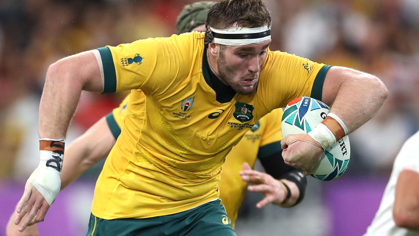 Force sign Wallabies star in recruitment coup
