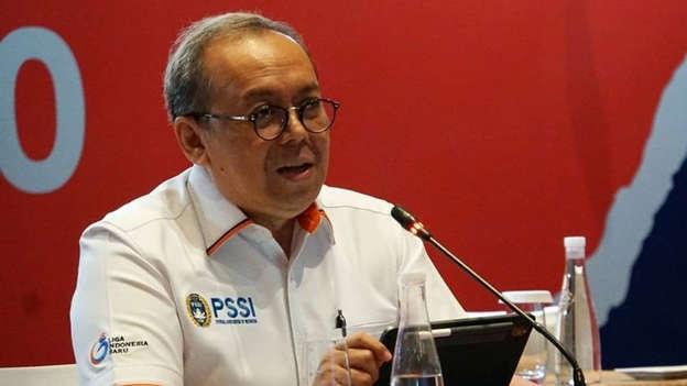 Dirut PT LIB Akhmad Hadian Lukita. Foto: Dok. LIB