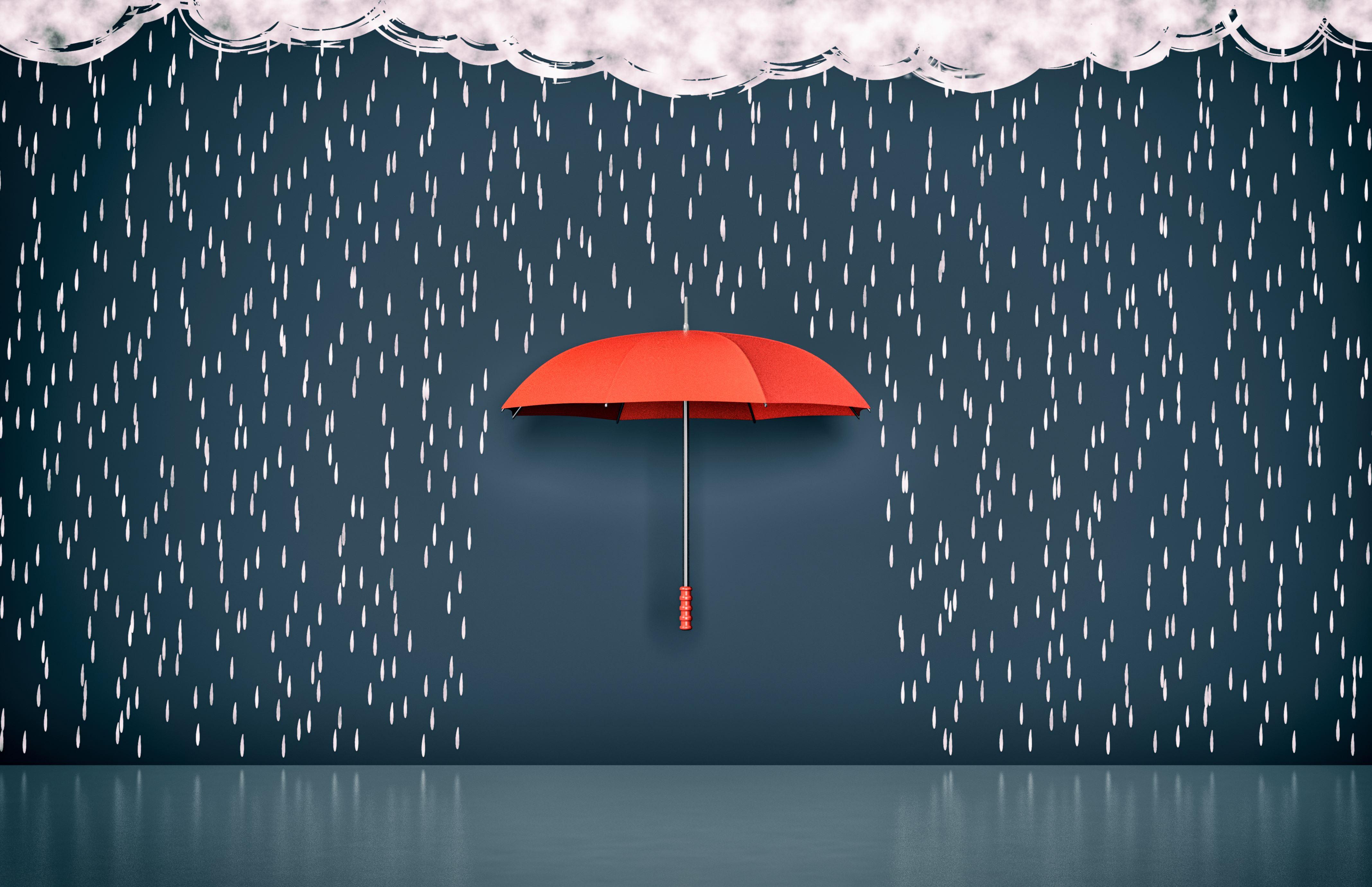华北黄淮等地再迎强降雨 南方高温范围缩减闷热持续