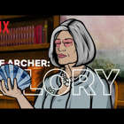Archer fans rejoice! Here are the sassiest lines from all 10 seasons.   #Archer #Malory #Netflix