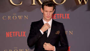 Matt Smith wearing a suit and tie: Matt Smith already has experience playing a royal, and he probably won't have trouble playing another one. The 'Doctor Who' actor played Prince Philip in the first two seasons of 'The Crown,' and since Prince Harry has often been said to look a lot like his grandfather, he might just be the perfect choice.