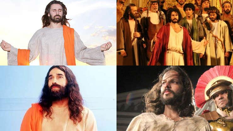 Slide 7 de 23: Também já protagonizaram o espetáculo de Nova Jerusalém Murilo Rosa, Carmo Dalla Vechia, Luciano Szafir e o pernambucano José Barbosa.