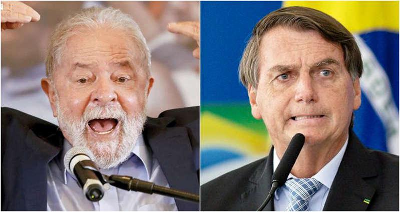 Lula vs. Bolsonaro
