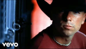 "a close up of a man wearing a hat: Kenny Chesney's official music video for 'There Goes My Life'. Click to listen to Kenny Chesney on Spotify: http://smarturl.it/KChSpotify?IQid=KC...  As featured on Greatest Hits 2. Click to buy the track or album via iTunes: http://smarturl.it/KChGH2iTunes?IQid=... Google Play: http://smarturl.it/KChTGMLplay?IQid=K... Amazon: http://smarturl.it/KChGH2Amz?IQid=KCh...  More from Kenny Chesney Everybody Wants To Go To Heaven: https://youtu.be/u6MqUqtTlLI Pirate Flag: https://youtu.be/IqIRpnsUvP4 When I See This Bar: https://youtu.be/CWZe6YoHYIg  More great Country Anthems videos here: http://smarturl.it/CountryAnthems?IQi...  Follow Kenny Chesney Website: http://www.kennychesney.com/ Facebook: https://www.facebook.com/KennyChesney/ Twitter: https://twitter.com/kennychesney Instagram: https://instagram.com/kennychesney/  Subscribe to Kenny Chesney on YouTube: http://smarturl.it/KChSub?IQid=KChTGML  ---------  Lyrics:  All he could think about was I'm too young for this. Got my whole life ahead. Hell I'm just a kid myself. How'm I gonna raise one.  All he could see were his dreams goin' up in smoke. So much for ditchin' this town and hangin' out on the coast. Oh well, those plans are long gone.  [Chorus:] And he said, There goes my life. There goes my future, my everything. Might as well kiss it all good-bye. There goes my life.......  A couple years of up all night and a few thousand diapers later. That mistake he thought he made covers up the refrigerator. Oh yeah..........he loves that little girl.  Momma's waiting to tuck her in, As she fumbles up those stairs. She smiles back at him dragging that teddy bear. Sleep tight, blue eyes and bouncin' curls.  [Chorus:] He smiles..... There goesmy life. There goes my future, my everything. I love you, daddy good-night. There goes my life.  She had that Honda loaded down. With Abercrombie clothes and 15 pairs of shoes and his American Express. He checked the oil and slammed the hood, saidyou're good to go. She hugged them both and headed off to the West Coast.  [Chorus:] And he cried, There goes my life. There goes my future, my everything. I love you. Baby good-bye.  There goes my life. There goes my life. Baby good-bye. ""  #KennyChesney #ThereGoesMyLife #Vevo #Country #VevoOfficial"