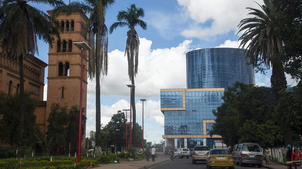 RDC: la Somika répond à la colère des habitants