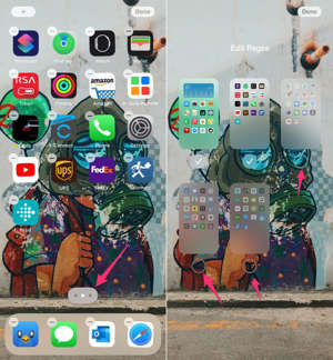 The home screen on your iPhone is now a lot more customizable. Screenshots by Jason Cipriani/CNET