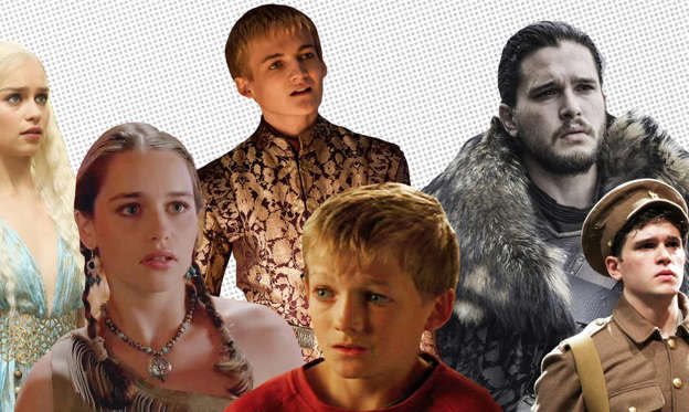 Slide 1 of 51: Sure, you recognize them in their wigs and armor, or fighting wights—or even on a dragon. But would you be able to pick all the Game of Thrones actors out of a lineup? Or if they appeared on your TV in a #tbt role? Well, wonder no more. Here's what your GoT faves looked like before the show—some of them totally transformed before they came to the Seven Kingdoms.
