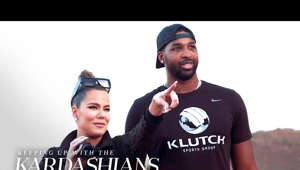 "Khloe Kardashian, Tristan Thompson smiling for the camera: Since Malibu has become famous for its UFO sightings, Khloe & Tristan go hiking into the wilderness in search of extraterrestrial evidence on ""KUWTK.""  #KUWTK #KeepingUpWithTheKardashians #EEntertainment #KhloéKardashian   SUBSCRIBE: http://www.youtube.com/kuwtk  About Keeping Up With the Kardashians: ""Keeping Up with the Kardashians"" takes viewers beyond the headlines and into the stories that dominate the news cycle and E! is the only destination to get the real story. Keep Up with the Kardashian-Jenner fam as they build business empires, face personal challenges, and share ups and downs together. Through all the epic moments, one thing remains the same… family always comes first. The Kardashian-Jenner clan continue to overcome it all through their unwavering love and commitment to each other.  Watch Keeping Up With the Kardashians March 18th at 8/7c  Connect with the Kardashians: Visit the KUWTK WEBSITE: http://bit.ly/KUWTKweb Like KUWTK on FACEBOOK: http://bit.ly/KUWTKfb  Follow KUWTK on TWITTER: http://bit.ly/KUWTKtwtr   About E! Entertainment: E! is on the Pulse of Pop Culture, bringing fans the very best original content including reality series, topical programming, exclusive specials, breaking entertainment news, and more. Passionate viewers can't get enough of our Pop Culture hits including ""Keeping Up with the Kardashians,"" ""Total Divas,"" and ""Very Cavallari."" And with new original programming on the way, fans have even more to love.  Download The E! News App For The Latest Celebrity News and Trending Videos: https://eonline.onelink.me/yMtl/4ead5017  Keeping Up With The Kardashians. Stream now on Peacock. http://bit.ly/KUWTKonPeacock  Connect with E! Entertainment: Visit the E! WEBSITE: http://eonli.ne/1iX6d8n Like E! on FACEBOOK: http://on.fb.me/1fzeamg Check out E! on INSTAGRAM: https://www.instagram.com/eentertainment Follow E! on TWITTER: https://twitter.com/eentertainment  Khloe Kardashian & Tristan Thompson Go Alien Hunting! 