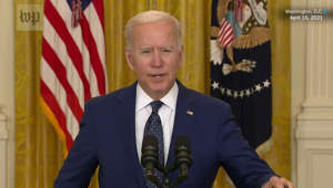 Biden on Russia: 'We can't allow a foreign power to interfere in our democratic process'