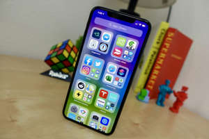 graphical user interface: iOS 14's App Library is the iPhone's app drawer. Jason Cipriani/CNET