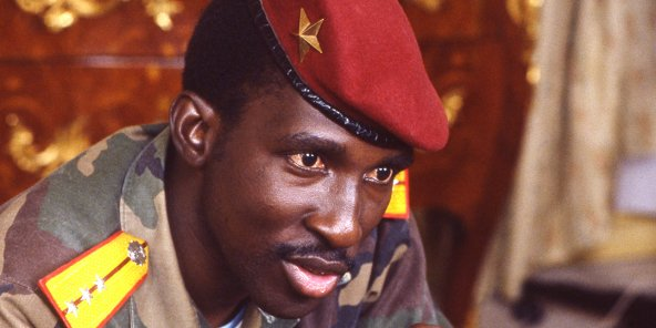Assassinat de Sankara : la France remet un « dernier lot » de documents au Burkina