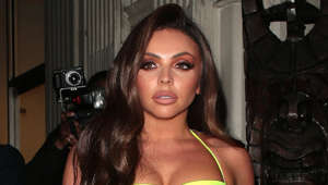 Jesy Nelson posing for a picture