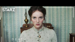 a person posing for the camera: A classic tale of love, betrayal and loss. Matthew Rhys, Ann Skelly, and Jamie Dornan star in #DeathandNightingales premiering May 16 on #STARZ.  #STARZ  Like STARZ on Facebook: http://starz.tv/STARZFacebookYT Follow STARZ on Twitter: http://starz.tv/STARZTwitterYT Follow STARZ on Instagram: http://starz.tv/STARZInstagramYT Visit STARZ on YouTube: http://bit.ly/1mkHKgZ  An epic tale of love, betrayal, deception, and revenge set in the Irish countryside in 1885.