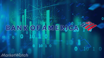 Bank of America Corp. stock rises Thursday, outperforms market