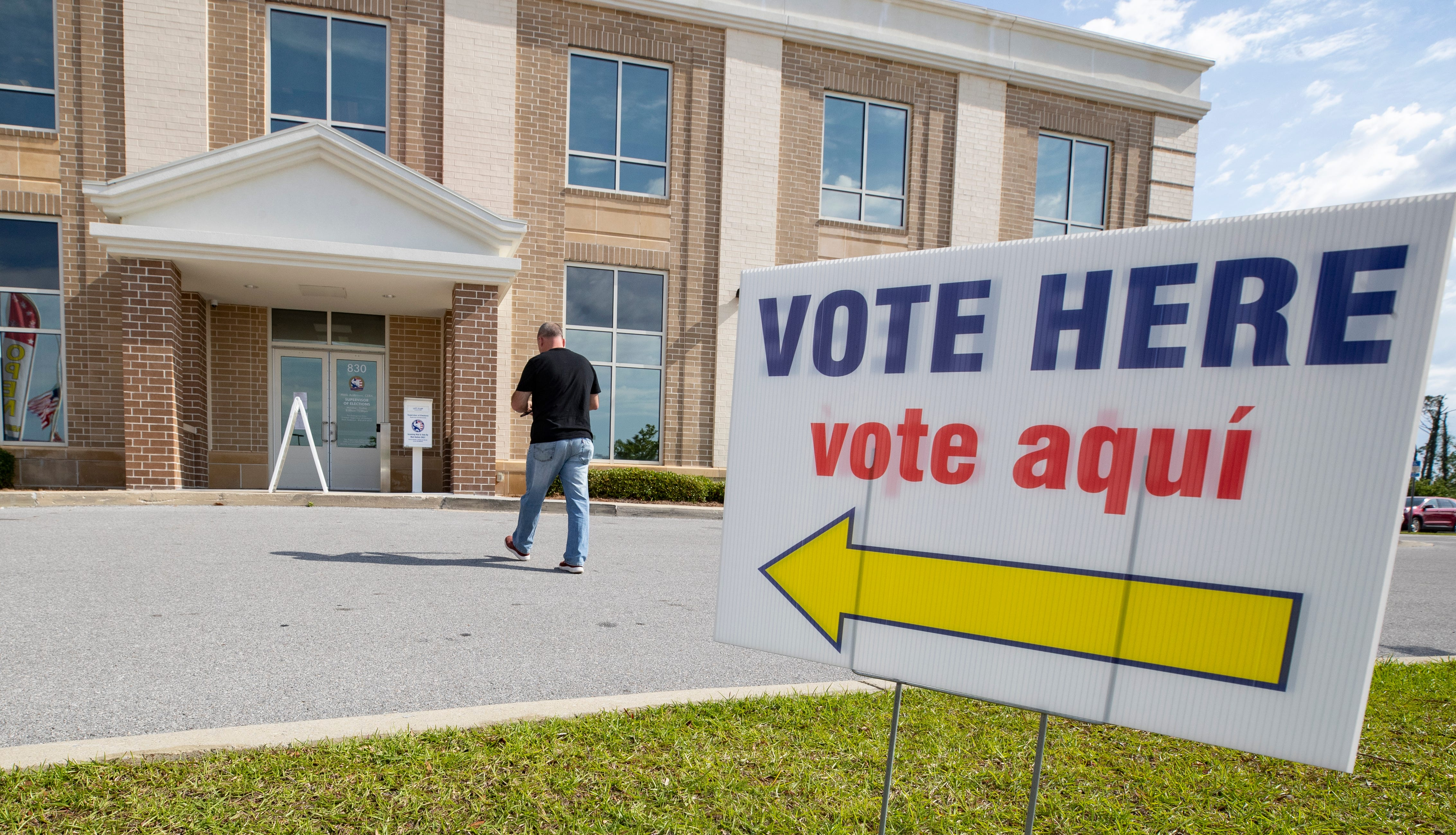 Nope! Bay County voters soundly reject proposed tax hike for teachers' salaries