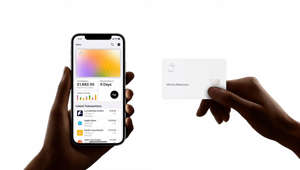 graphical user interface, text, application, chat or text message: During Apple's 2021 April event, Apple expanded its Apple Card with new features for spouses, partners and kids.