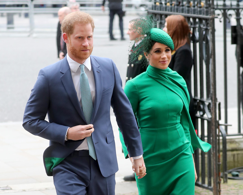 Harry et Meghan Markle récompensés pour leur modèle familial
