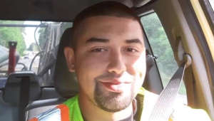 a man taking a selfie in a car: Family of man killed by officers seek action in case year later