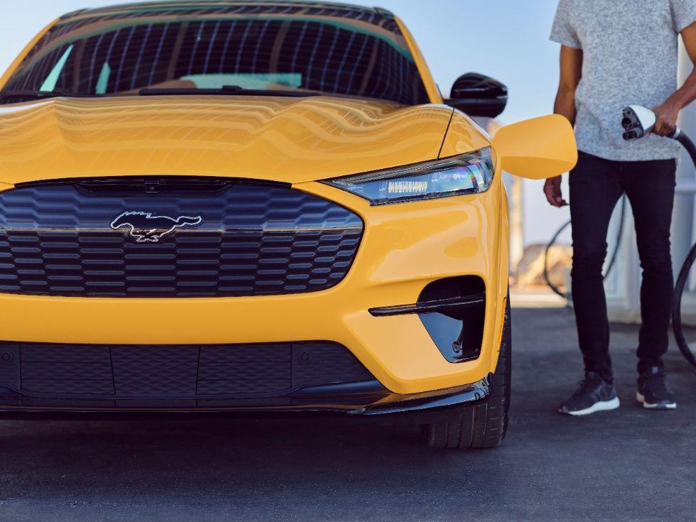 EE.UU. Se cuadriplican los nuevos registros de vehículos eléctricos