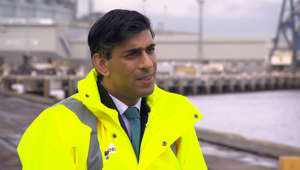 a man wearing a suit and tie: Martin Lewis grills Rishi Sunak over SEISS timetable