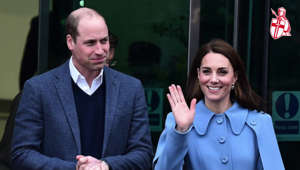 Prince William, Duke of Cambridge, Catherine, Duchess of Cambridge posing for a picture: Kate Middleton and William at 'frontline' of 'crisis' says expert