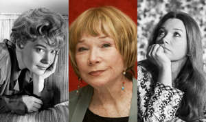 Shirley MacLaine, Shirley MacLaine posing for the camera: Shirley MacLaine has been entertaining audiences since the tender age of three, when she took up ballet dancing. Her big screen debut was in 1955, and now in her late eighties the veteran Hollywood actress is the recipient of numerous accolades, including an Academy Award, five Golden Globe Awards, two BAFTAs, and a Primetime Emmy Award. Still active in film and television, she remains one of cinema's most endearing stars.Click through for an appreciation of the life and career of Shirley MacLaine.