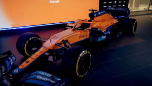 F1: McLaren launch car for new season