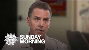 "Hunter Biden holding a sign: Hunter Biden, the son of President Joe Biden, and author of a new memoir, ""Beautiful Things,"" opens up to ""Sunday Morning"" correspondent Tracy Smith about his abuse of drugs and alcohol; the loss of his brother, Beau; and becoming the center of an election-year firestorm launched by his father's political opponents.  ""CBS Sunday Morning"" features stories on the arts, music, nature, entertainment, sports, history, science and Americana, and highlights unique human accomplishments and achievements. Check local listings for CBS Sunday Morning broadcast times.  Subscribe to the ""CBS Sunday Morning"" YouTube channel: http://bit.ly/20gXwJT Get more of ""CBS Sunday Morning"": http://cbsn.ws/1PlMmAz Follow ""CBS Sunday Morning"" on Instagram: http://bit.ly/23XunIh Like ""CBS Sunday Morning"" on Facebook: https://bit.ly/3sRgLPG Follow ""CBS Sunday Morning"" on Twitter: http://bit.ly/1RquoQb Subscribe to our newsletter: http://cbsn.ws/1RqHw7T Download the CBS News app: http://cbsn.ws/1Xb1WC8 Try Paramount+ free: https://bit.ly/2OiW1kZ  For video licensing inquiries, contact: licensing@veritone.com"