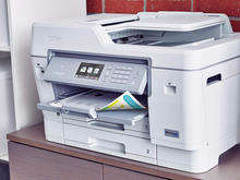 a close up of a printer: The best inkjet printers