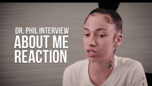 "a person looking at the camera: #BhadBhabie #DrKill #BreakingCodeSilence Please read these articles below and SHARE this video. Also email me at TTIBhabie@gmail.com if you were on Dr Phil or went to Turn-About Ranch or any ""Troubled Teen"" Center and want to speak out! 🖤🖤🖤 Text me at 561-468-3109  https://www.cbsnews.com/amp/news/murder-charge-for-teen-clay-brewer-accused-of-killing-worker-jimmy-woolsey-at-utah-troubled-youth-ranch/#app  https://www.complex.com/music/bhad-bhabie-says-utah-treatment-center-left-her-abused-malnourished  https://www.buzzfeednews.com/article/scaachikoul/dr-phil-mcgraw-mental-health-danielle-bregoli  https://www.sltrib.com/news/2018/12/07/lawsuit-claims-utah-rehab/  https://www.fox13now.com/news/local-news/lawsuit-against-turn-about-ranch-in-escalante-alleges-repeated-sexual-abuse  https://www.courthousenews.com/torture-alleged-at-utah-treatment-center/  https://www.breakingcodesilence.net/facts   ↘️➡️FOLLOW BHAD BHABIE ⬅️↖️  https://bhadbhabie.com/ MERCH- https://bhadgoods.com Tik Tok- https://www.tiktok.com/@bhadbhabie?lang=en Instagram- https://www.instagram.com/bhadbhabie Apple Music- https://music.apple.com/us/artist/bhad-bhabie/1273328403 Spotify- https://open.spotify.com/artist/7DuTB6wdzqFJGFLSH17k8e?si=LJIq_0OKQMKNxyV1kgqY3A Twitter- https://twitter.com/BhadBhabie Facebook- https://www.facebook.com/realbhadbhabie/ YouTube- https://Atlantic.lnk.to/BhadBhabieSubscribe Snapchat- http://drop.lk/BhadBhabieSnap Soundcloud- https://soundcloud.com/bhadbhabie"