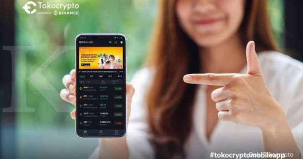 Aset kripto TKO melesat 3000% dalam 30 menit pertama saat listing di TokoCrypto