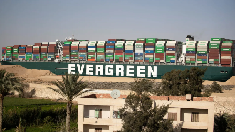 Egypt To 'Ever Given' Owners: Pay Us $1 Billion Or You Aren't Getting Your Big Boat Back