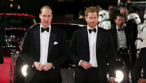 Prince William, Duke of Cambridge, Prince Harry are posing for a picture