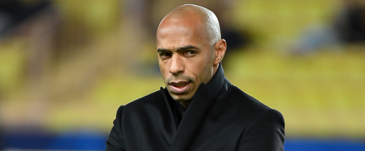 Super Ligue : Thierry Henry fracasse Arsenal