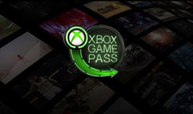 graphical user interface: Xbox Game Pass logo